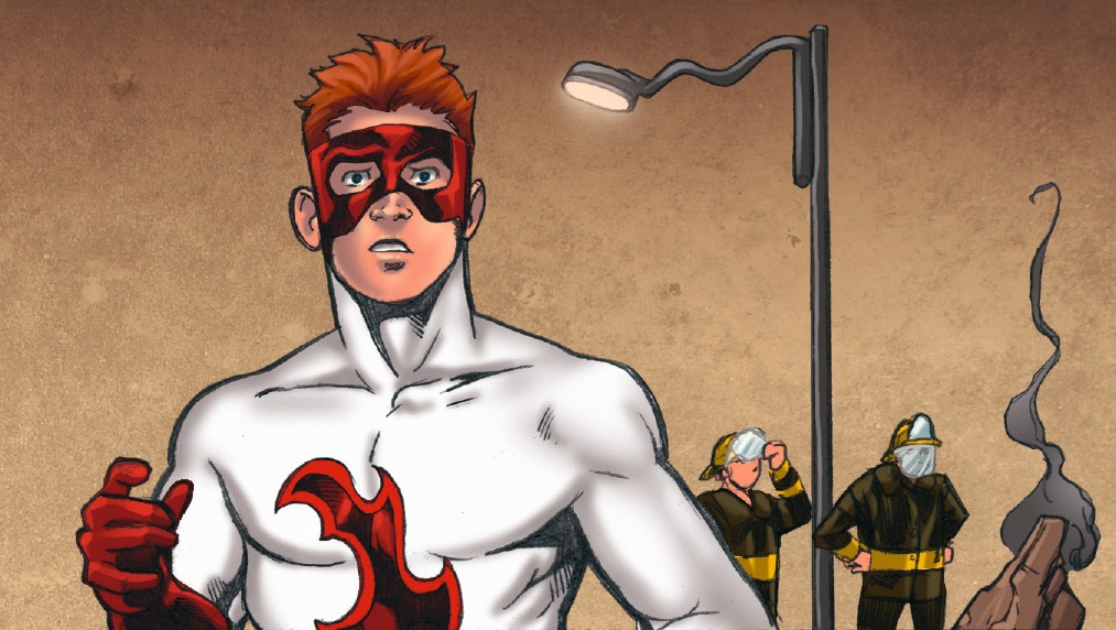 Why we worry about dc comics's gay characters